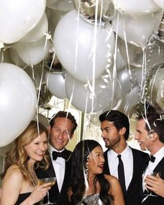10 Best New Year's Parties | Camille Styles