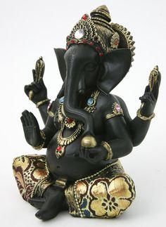 Ganesha<br />vierarmig bij Crystal Temptation in Venlo