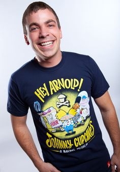 Johnny Cupcakes x Nick... A match made in heaven :)