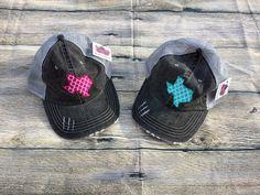 Texas Quatrefoil Trucker Hat – Southern Mess Boutique