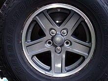 Jeep Liberty/Tires & Rims
