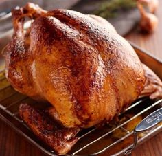 Top Ten Turkey Questions Answered from Williams-Sonoma  -  answers to some of the most frequently asked questions regarding roasting a turkey and links to a number of other helpful guides.