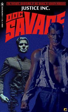 Doc Savage Books I'd Like To Have Seen. in Horror Comics and Fantasy Art Forum