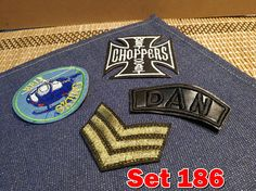 Spider Badge Applique Embroidery Patches Towel Patches Sew