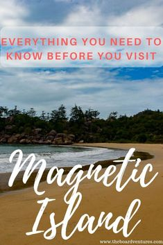 Thinking about adding Magnetic Island into your east coast Australia backpacking adventure? Well here's your complete guide to Magnetic Island and all it has to offer Coast Australia, Visit Australia, Australia Travel, Australia Tours, Western Australia, Backpacking South America, Backpacking Europe, Single Travel, New Zealand Travel