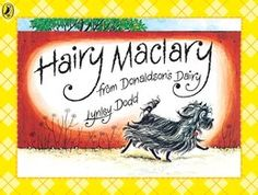 Hairy Maclary from Donaldson's Dairy by Lynley Dodd   Book Trust
