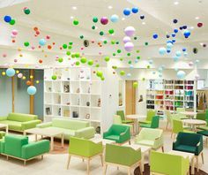 Shinjuen Nursing Home by Emmanuelle Moureaux Architecture + Design. photo: Daisuke Shima / Nacasa & Partners