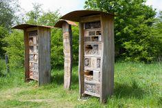 Insektenhotel by KielerSonne, via Flickr