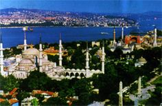 Istanbul...Topkapi, Blue Mosque...  Been There!