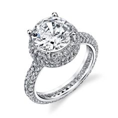 925 Sterling Silver bridal engagement ring jewelry set with simulated diamond cubic zirconias SOE026 traditional classic solitare