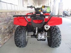 New 2016 Honda FourTrax® Recon® ES ATVs For Sale in Minnesota. GET THIS NEW 2016 HONDA TRX250TE RECON ES NOW ON SALE FOR $ 3,895.00 AT CAROUSEL MOTORSPORTS IN DELANO MSRP on this ATV is $ 4,299.00 + $ 350.00 destination charges. Every craftsman knows that if you use the right tool for the job, life is a lot easier. But that's a secret plenty of people forget when they're looking at utility ATVs. Bigger isn't always better, but it is usually more expensive and that is why the…