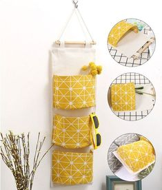 Wall Door Hanging Storage Bags Organizer Toys Container Pouch Pockets Basket in Home & Garden, Household Supplies & Cleaning, Home Organization, Storage Boxes Wall Hanging Storage, Hanging Organizer, Pocket Organizer, Toy Containers, Sunglasses Organizer, Underwear Storage, Bag Rack, Jewelry Closet, Jewelry Storage