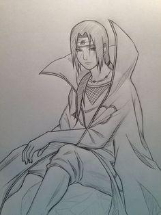 Rest by jainanaberrie naruto naruto sketch, naruto drawings i itachi. Anime Naruto, Naruto Shippuden Sasuke, Itachi Uchiha, Naruto Cute, Naruto And Sasuke, Boruto, Naruto Sketch, Naruto Drawings, Anime Drawings Sketches