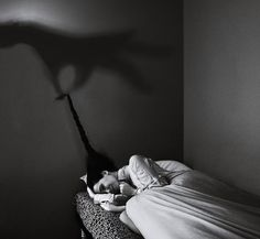 'Nightmare', Conceptual Photography by ScarecrowHollow