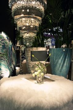 Maison & Objet is a bi-annual trade show for the furniture, furnishings and home decor industry. Held in Paris.