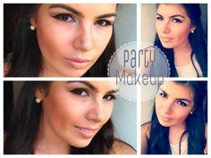 Maquillaje para Fiesta / Party Makeup