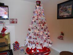 Montreal Canadiens Christmas Tree Habs