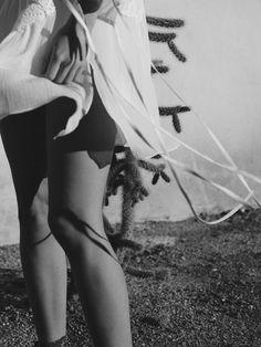 """Les cool girls de Chloé photographiées par Théo Wenner pour la collection """"Sun 2016"""""""