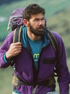 Rob Hall, guide climber who perished in the 1996 Everest disaster.