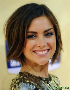 wanna give your hair a new look ? Latest short hairstyles is a good choice for you. Here you will find some super sexy Latest short hairstyles, Find the best one for you, Latest Short Hairstyles, Pretty Hairstyles, Bob Hairstyles, Bob Haircuts, Celebrity Hairstyles, Short Brunette Hairstyles, Short Trendy Haircuts, Short Hairstyles For Thin Hair, Fashionable Haircuts