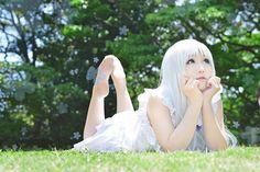 """Menma ingin terus bersama Jintan. Karena itulah Menma akan kembali setelah berreinkarnasi."" . Character: Meiko Honma/Menma {Anohana/Ano Hi Mita Hana no Namae o Bokutachi wa Mada Shiranai/Anohana : The Flower We Saw That Day} Cosplayer: Purin {Japan} #cosplay #cosplays #cosplaygirl #cosplayboy #otaku #anime #animecosplay #manga #mangacosplay #cosplayer #cosplayers #cosplayergirl #cosplayerboy #asiancosplay #asiancosplayer #worldcosplay #worldcosplayer…"
