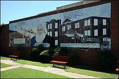 Dermott City Mural - Dermott - Arkansas Attractions