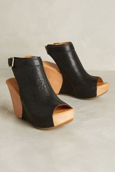 Kork-Ease Berit Wedges Black Wedges