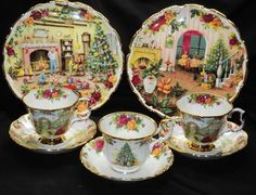 Royal Albert Collection Celebration Old Country Roses