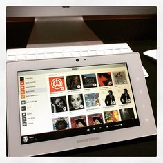Love it that Im able to control my sound system directly from my touchscreen. Sonos, Home Automation, Polaroid Film, Technology, Album, Music, Tech, Musica, Musik