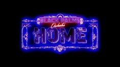 HOME (Black Palms Orchestra) Palms, Orchestra, Neon Signs, Songs, Writing, Image, Black, Black People, Palm Trees