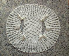 * Pérolas do Crochet: Bolero de crochet super fácil com explicação - fotos passo a passo pap