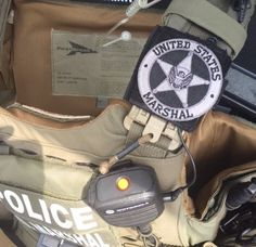 US Marshals discovered an additional use for the RAMP-DBA to display their badge. Cool stuff! DBAs are available at gear4grunts.com with our complementary 20% discount for LEOs. Contact us for details. Have a great Thursday all! #usmarshals #rampdba #gear4grunts Tactical Equipment, Military Equipment, Tactical Gear, Radios, Law Enforcement Gear, Us Marshals, Gear 4, Police Life, Dodge Journey