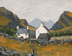 contemporary landscape paintings - Google Search