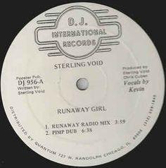 Sterling Void - Runaway Girl