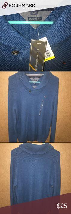 754867fd Men's Tommy Hilfiger Sweater BNWT men's Tommy Hilfiger sweater. Size  Medium. Tommy Hilfiger Sweaters