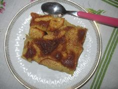 Zinnaida : PRĂJITURĂ CU  MERE FELII Fun Cooking, French Toast, Breakfast, Food, Morning Coffee, Essen, Meals, Yemek, Eten