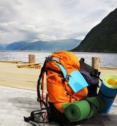 Mochila de viajes - Lista para incluir en tu mochila