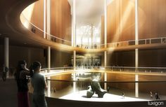 luxigon - Opera Competition Seoul, by andreu