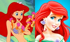 "Ariel, classic and revamped ---- I, personally, do not like the ""revised"" ""revamped"" versions of the classics - design the new ones and leave the classics alone!! I love classic Ariel :("