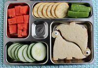 Preschool Dinosaur PlanetBox Bento - Kleines Dankeschön Geschenk Lunch Snacks, Healthy Snacks, Lunch Box, Easy Toddler Lunches, Kindergarten Lunch, Planet Box, Little Lunch, Kid Friendly Meals, Cute Food