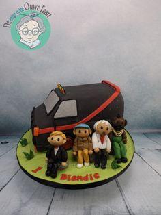 The A team cake