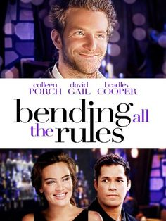 Bending All the Rules Movie Poster - Bradley Cooper, Colleen Porch, David Gail Netflix Movies To Watch, Movie To Watch List, Tv Series To Watch, Good Movies To Watch, Alfred Hitchcock, Free Films, Movies Worth Watching, Instant Video, Video On Demand