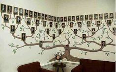 Cool idea for someone into genealogy