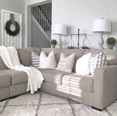16 Best Modern Farmhouse Living Room Decor Ideas