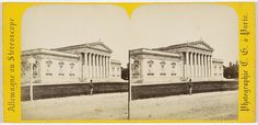 Charles Gerard | Munich (Baviere), La Glyptotheque, Charles Gerard, 1860 - 1870 |