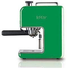 Delonghi kMix Espresso Maker in Green