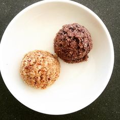 Just needed something a little sweet tonight but not too sweet  #powerballs