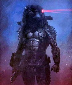 Predator Art, Alien Vs Predator, Aliens, Teen Titans Starfire, City Hunter, Xenomorph, Hunters, Transformers, Appreciation