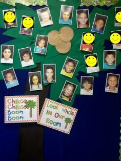 Chicka chicka boom boom - classroom activities