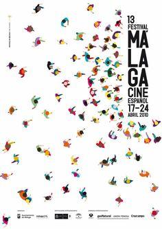 Los Amadores del Cine: 13º Festival de Málaga – la mejor selección de largos de su historia #Design